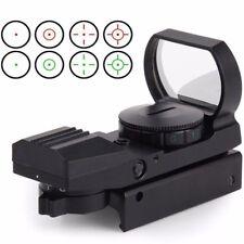 Rail Riflescope Hunting Airsoft Optics Scope Holographic Red Dot Sight Reflex