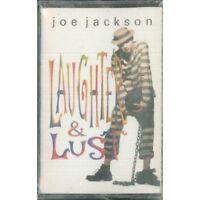 Joe JACKSON MC7 Laughter & Lust / VUSMC34 Sealed 5012980993444
