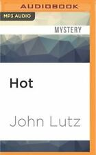 Fred Carver: Hot 6 by John Lutz (2016, MP3 CD, Unabridged)