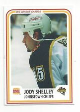 1998-1999 Johnstown Chiefs (ECHL) Jody Shelley