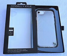 IPhone 8 Kendall + Kylie Silver Design  Protective Case  New