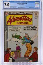Adventure Comics #266 CGC 7.0 1st Appearance & origin of 1st Aquagirl