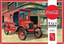 AMT 1:25 Coca Cola 1923 Ford Model T Delivery Model Kit AMT1024