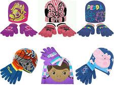 Nylon Winter Gloves & Mittens for Girls