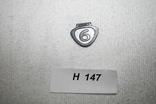 Ping  # 6 Number Tag Fits G5 G10 G15 K15 G20 Rapture & V2 Headcovers  USED #147