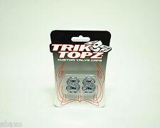 Trik Topz Dollar Signs Valve Caps For Bicycle,Motorbike,Car Tire