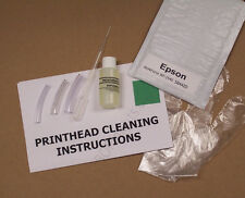 Epson WorkForce WF-2540 Printhead Cleaning Kit (Everything Included) 584AID