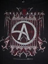2007 Criss Angel Magician Black T-Shirt-L