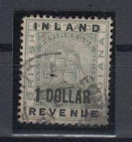 C2722/ BRITISH GUIANA – SG # 185 USED CERTIFICATE – CV 795 $