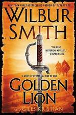 Golden Lion: A Novel of Heroes in a Time of War (The Courtney Series)-ExLibrary