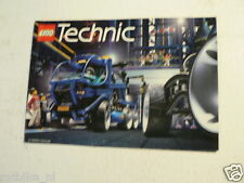 LEGO BROCHURE FLYER CATALOG TOYS TECHNIC 1998 DUTCH 16 PAGES 031