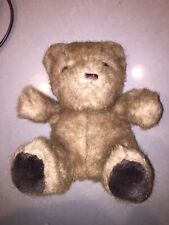 """Russ Berrie & Co Vintage Picadilly Teddy Bear 8"""" Plush Stuffed Animal Toy Kg"""