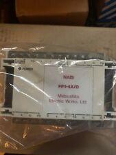 NAIS Programmable Controller D/A Converter Unit FP1 - 4 A/D AFP140603