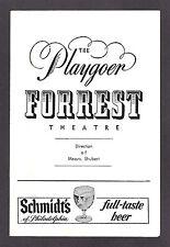 """Gretchen Wyler """"BYE BYE BIRDIE"""" Kay Medford 1962 Philadelphia Playbill"""