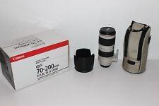 Canon EF 70-200 mm F/2.8 L II IS USM Objektiv inkl. Rechnung & Gewährleistung