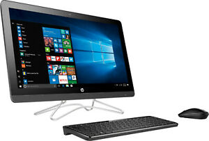 "NEW HP 24-E014 23.8"" Touch-Screen All-In-One Computer"