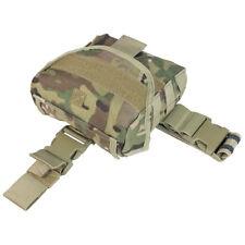 Condor Large Drop Leg Dump Camo Pouch Utility Mag Molle Pocket Airsoft Multicam