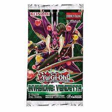 Yu Gi Oh Busta Bustina Booster Invasione Vendetta Lingua Italiano Yu-Gi-Oh