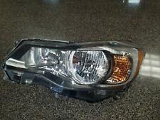 2013 Subaru Impreza 2.0l  Left Headlamp