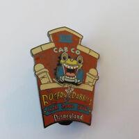 Disney DLR Roger Rabbit's Car Toon Spin 3-D Pin