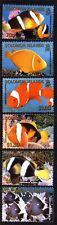 2001 SOLOMON ISLANDS REEF FISH SG996-1001 mint unhinged