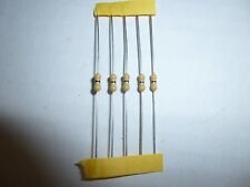 22K Ohm 1/4 Watt Carbon Film Resistor 5 Pieces Prime Parts US Seller Free S&H