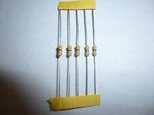 82 Ohm 1/4 Watt Carbon Film Resistor 5 Pieces Prime Parts US Seller Free S&H