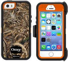 NEW OtterBox Defender Camo Realtree Hunter Case w/Holster for iPhone 5S 5 SE