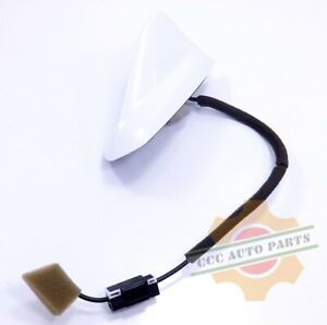 12 13 14 Acura TSX Shark Fin Pearl White Roof Mount Antenna OEM 39150-TL2-A01ZN