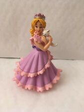 Rose PAPO Princesse Elfe Fée avec chat de collection Figurine Figure Modèle Fantasy
