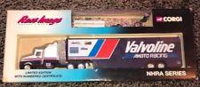 "Valvoline Amato Racing Nhra Series Die Cast Diesel Truck And Car 12"" Corgi (13M)"