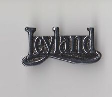 Vintage British Leyland badge brooch pin Truck Lorry Commercial Vehicle Logo
