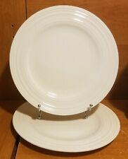 "Mikasa CIARA Dinner plate set of 2, 11"", Bone China, Very good"