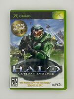 Halo: Combat Evolved - Original Xbox Game - Complete & Tested