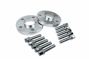 2 PC Mercedes Benz REAR Wheel Spacers Kit | 20mm Thick | 5x112 |