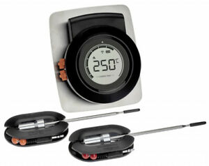 TFA 14.1513.01 Hyper BBQ Smart Wireless Thermometer Grillthermometer Smoker APP