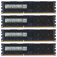 64GB Kit 4X 16GB DELL PRECISION WORKSTATION T5500 T5600 T7500 T7600 Memory Ram