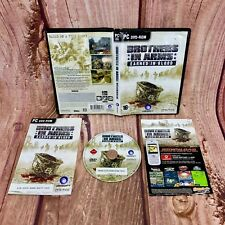 Pc Game Brother In Arms Earned In Blood 16+ dvd-rom soldiers shooter army action