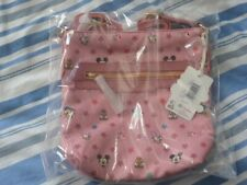 Cath Kidston X Disney Bag Crossbody Pink Mickey Mouse 90 Years BNWT
