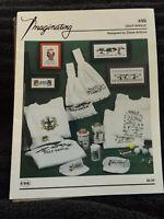Golf-Aholic Cross Stitch Leaflet by Imaginating