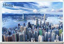 HONG KONG SKYLINE FRIDGE MAGNET-2