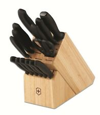 Victorinox Swiss Army Kitchen Cutlery - 15- piece Chef's Knife Set - Free Ship