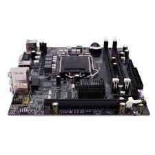H55 LGA 1156 Presa Scheda Madre LGA 1156 Mini ATX Immagine Desktop USB 2.0  R4D6