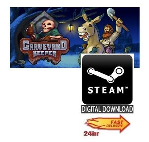 Graveyard Keeper PC Steam **FAST DELIVERY**