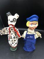 Vintage Original 1960 Gund 101 Dalmations Hand Puppet 1960 Dutch Boy Hand Puppet