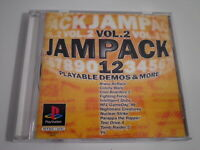 JamPack Volume 2 (Sony PlayStation 1, 1997) PS1 PS2 Complete