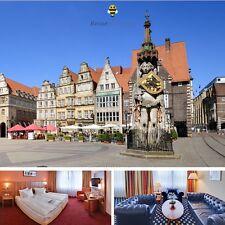 3 Tage Städtereise 3★ BEST WESTERN Hotel Bremen Kurzurlaub mit Stadtmusikanten