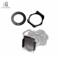 Photo 55mm Ring Adapter + Color Colour Square Filter Holder for Cokin P series