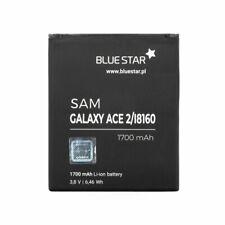 Bluestar Akku für Samsung Galaxy Ace 2 GH43-03849A I8160 1700mAh Batterie Accu