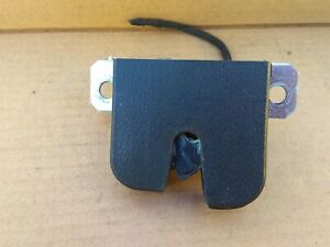 Tailgate Trunk Lock Seat IBIZA 6L  6L6827505A